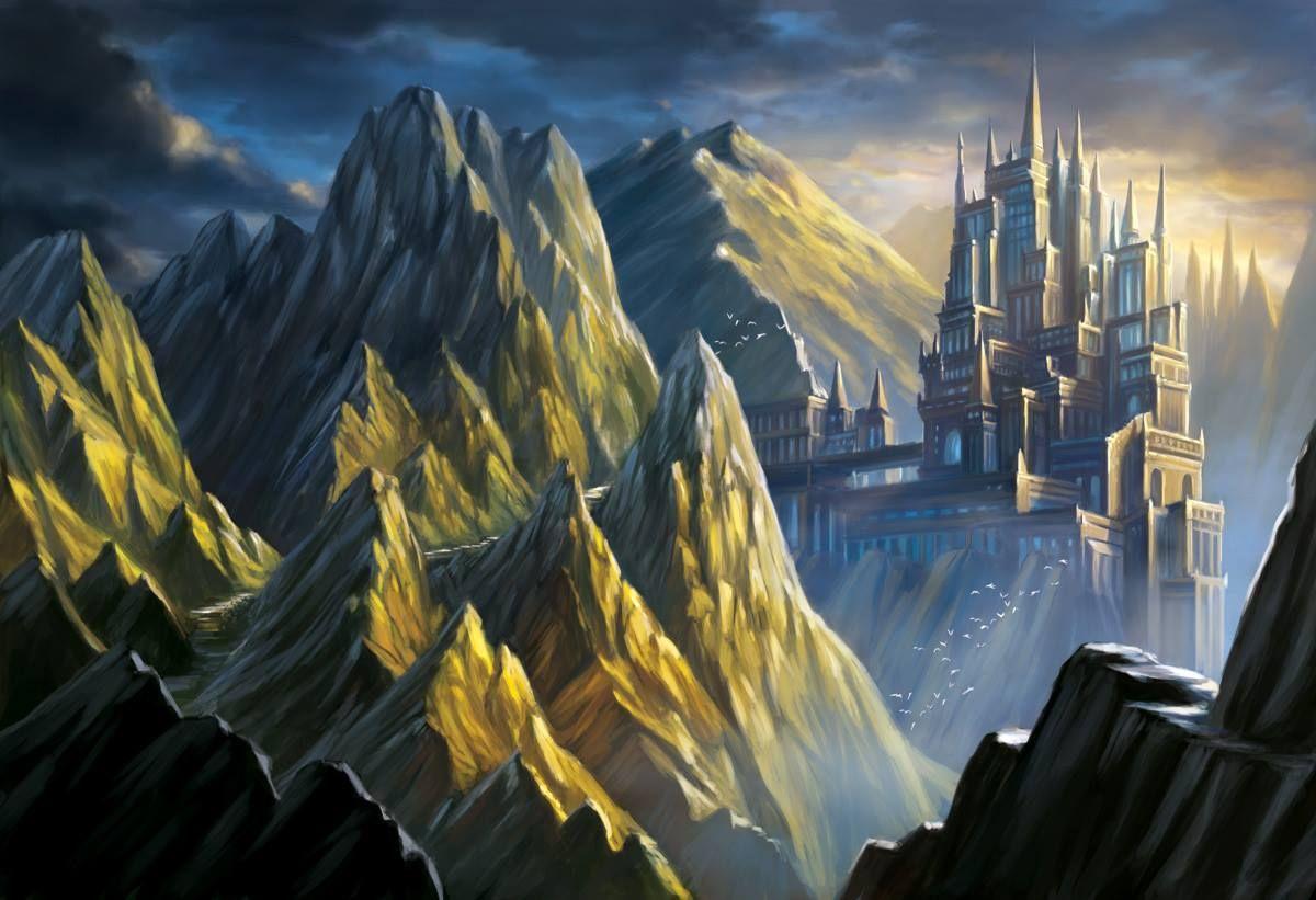 Gli Arcani Supremi (Vox clamantis in deserto - Gothian): Gli Iniziati di Estgoth. Capitolo 52. Il Vallo di ...