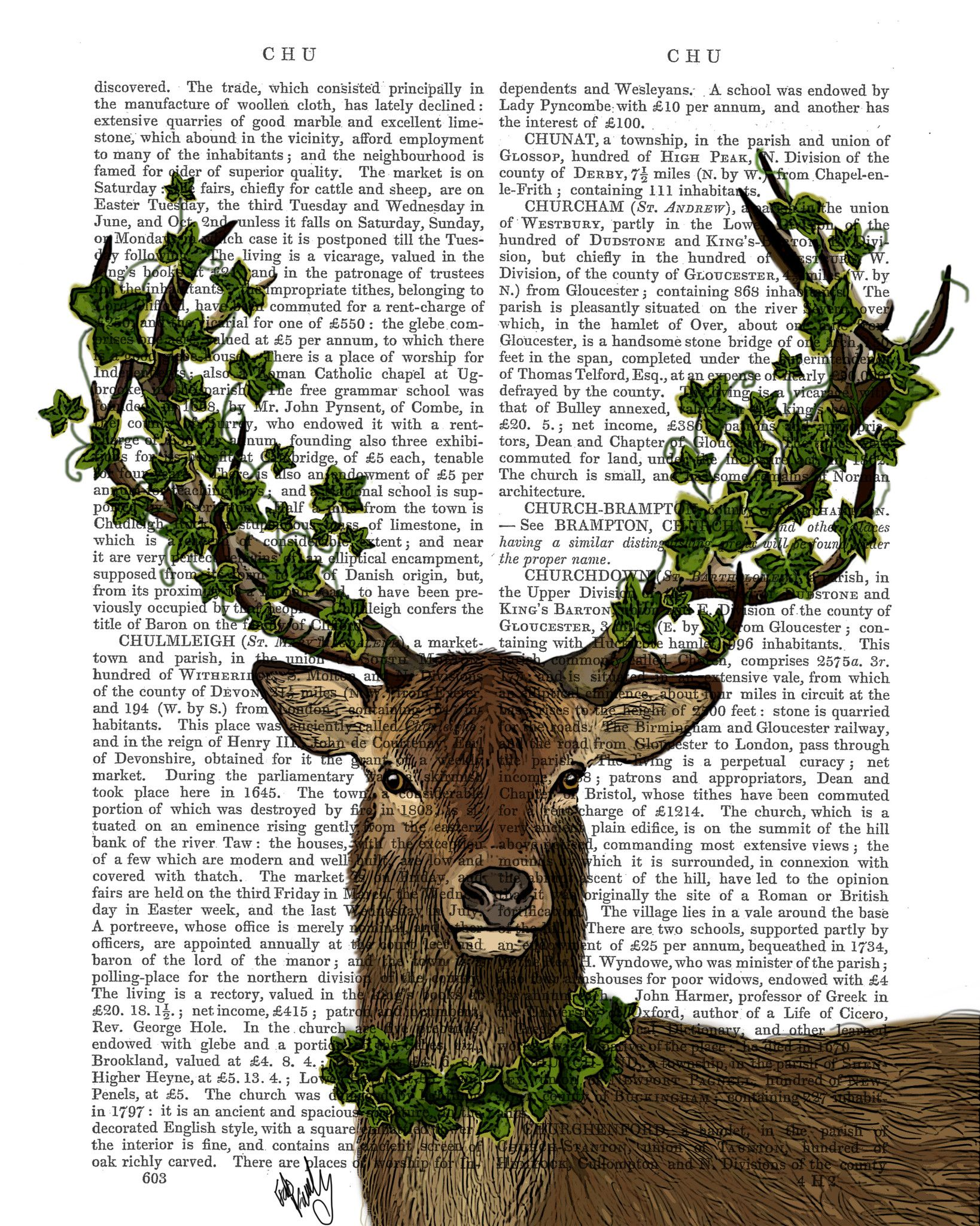 Green King Deer Stag In 2018 My Animal Picture Book Pinterest