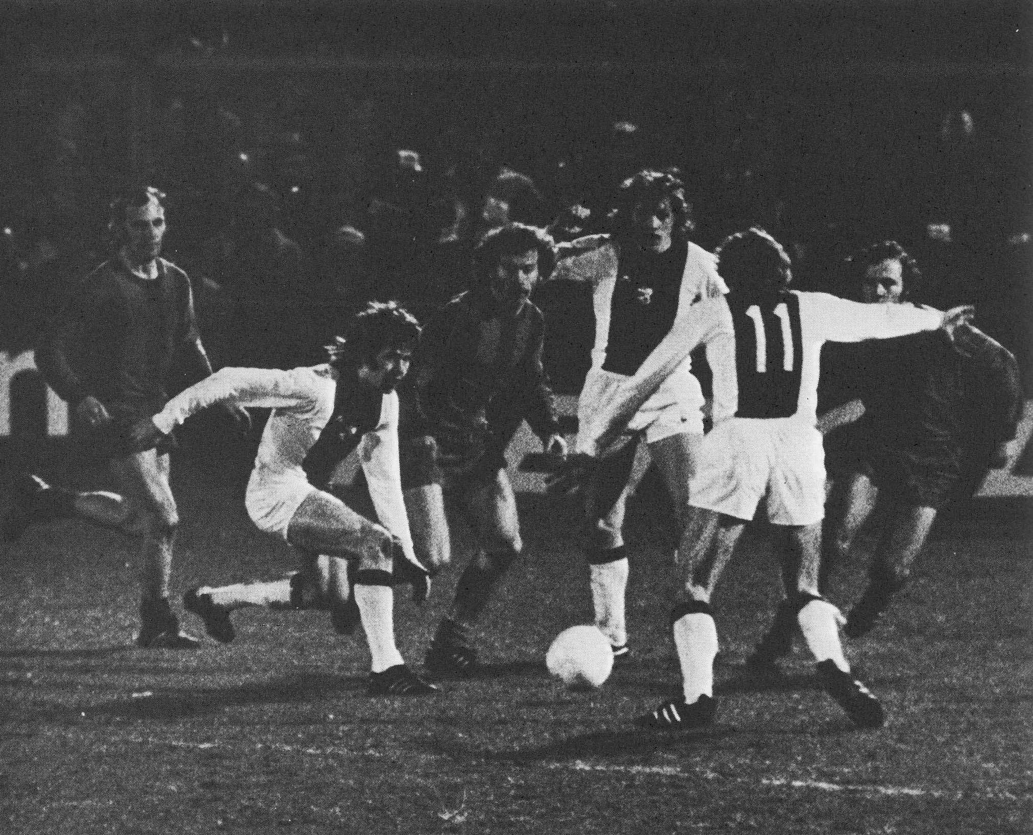 7th March 1973 A who s who of European football as Ajax players