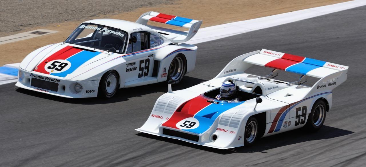 Brumos Porsche 935 And 917 10 A Photo On Flickriver Porsche Porsche 935 Porsche Motorsport