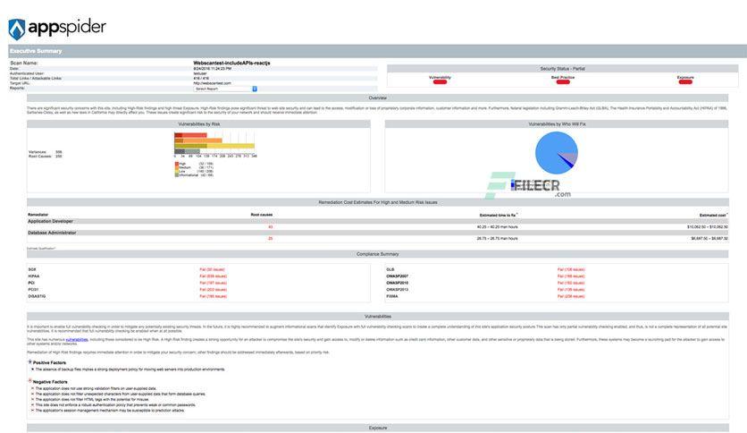 Web Application Testing Tools Free Download