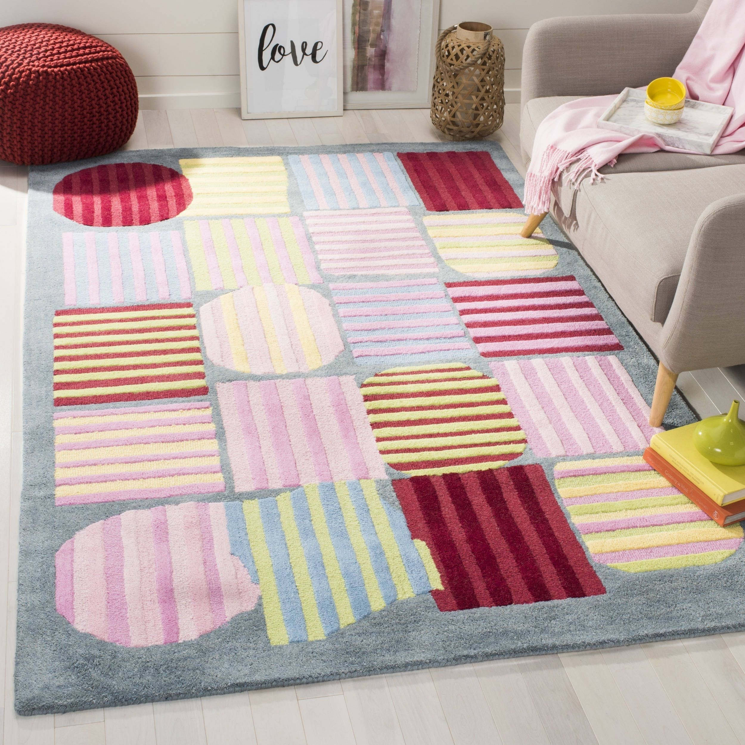Overstock Com Online Shopping Bedding Furniture Electronics Jewelry Clothing More In 2020 Kids Area Rugs Kids Rugs Handmade Kids