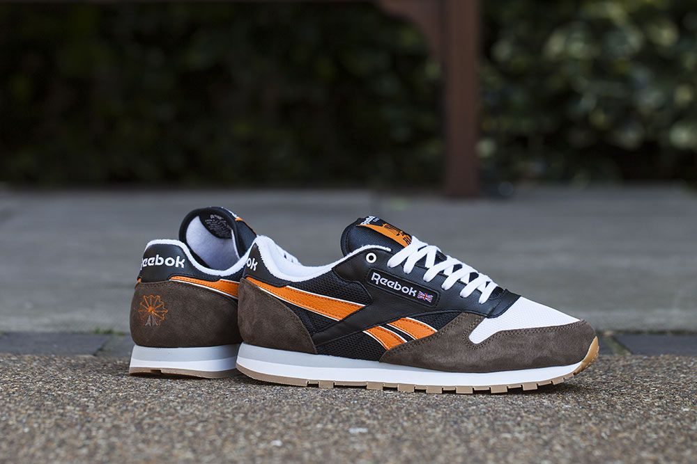 Highs and Lows x Reebok Classic Leather 'Autumn Leaves' | Now Available