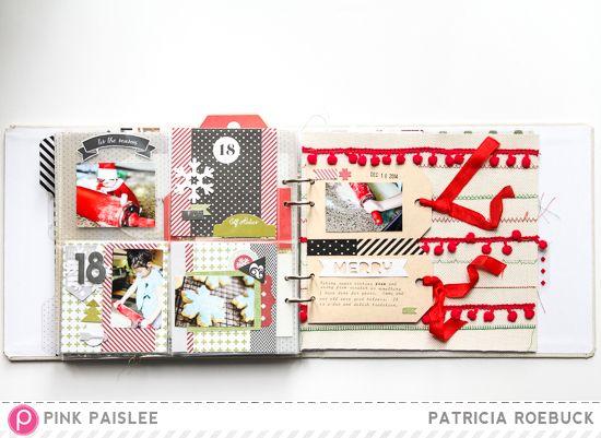 Document December | Pink Paislee - Scrapbook.com