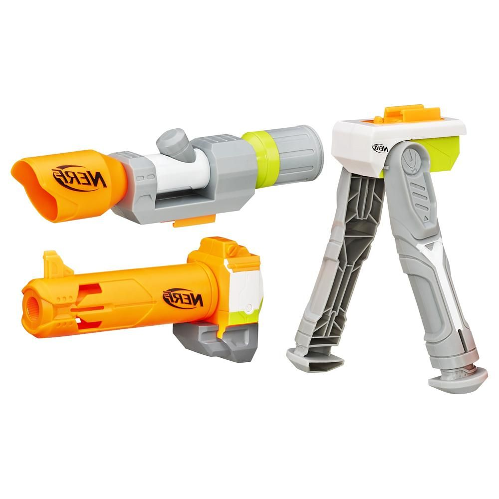 Hasbro Hasbro, Nerf Сет 4 N-Strike Modulus - Меткий стрелок