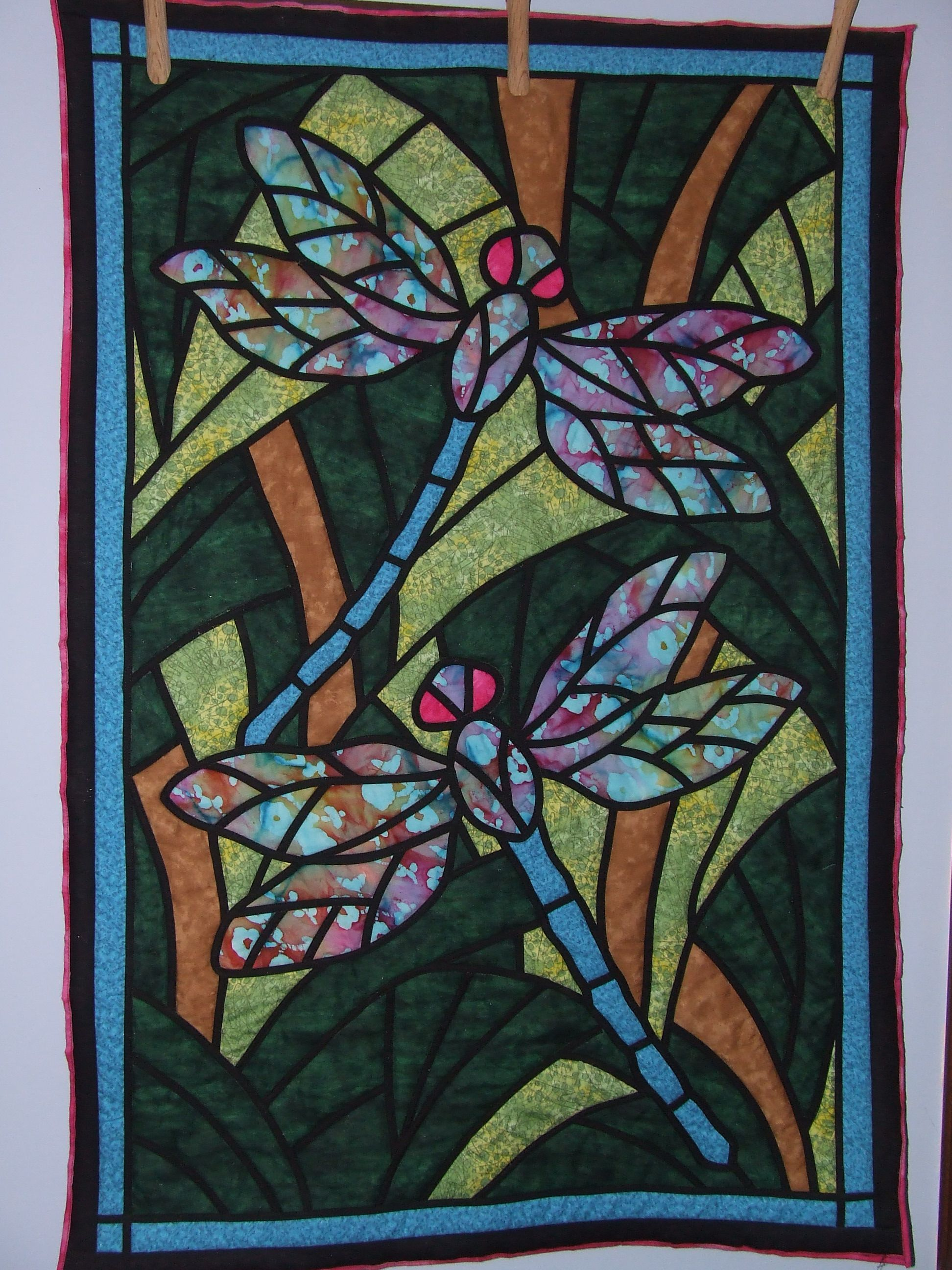 Dragonfly quilt | Quilts | Pinterest | Dragonflies, Patchwork and ... : dragonfly quilt - Adamdwight.com