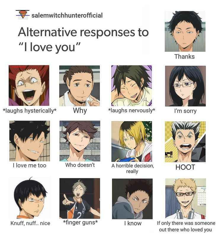 Haikyuu Headcanons And More - 5K?!#haikyuu #headcanons<br>