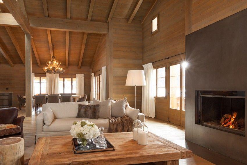 5 atemberaubende chalets in der schweiz kodin sisustus for Interior design studium schweiz