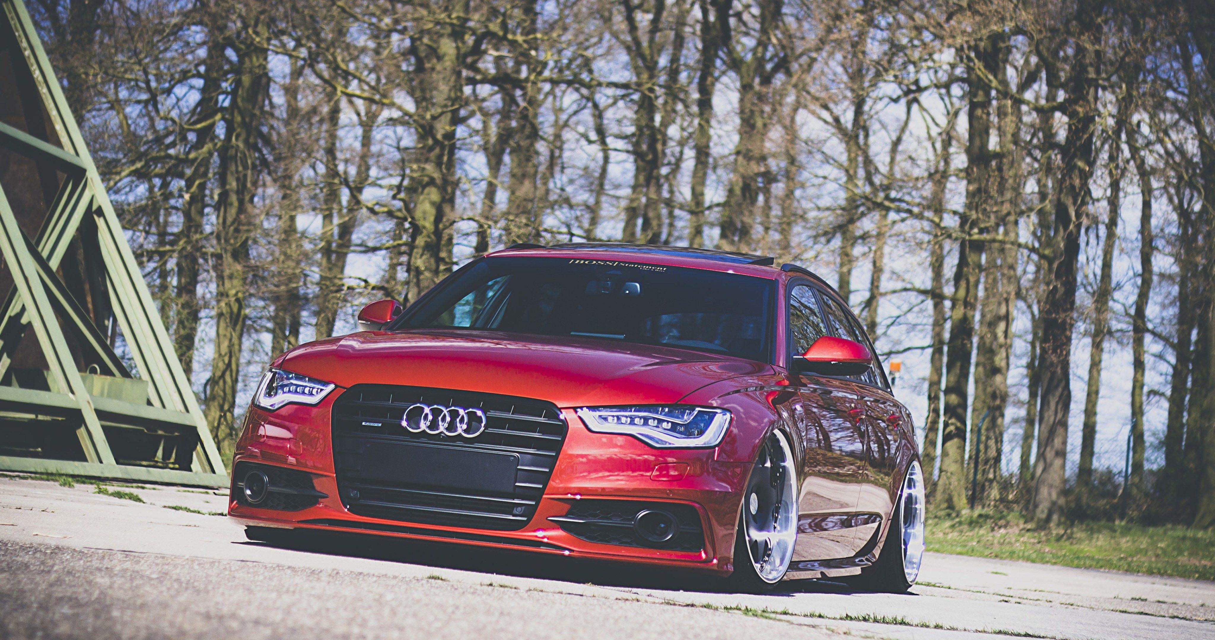 Audi A6 Avant Wallpaper 4k Ultra Hd Wallpaper Audi A6