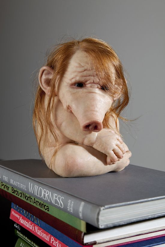 Fantasy | Whimsical | Strange | Mythical | Creative | Creatures | Dolls | Sculptures | Patricia Piccinini