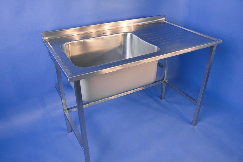 Best Choice Of Free Standing Sink On Stainless Steel Sinks Dsm