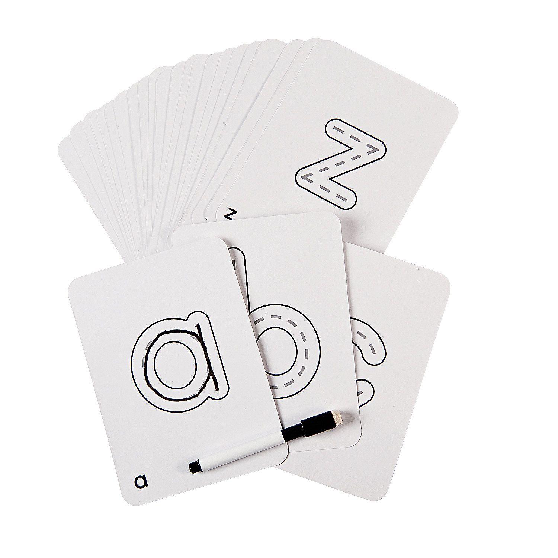 Abc Write Amp Wipe Cards