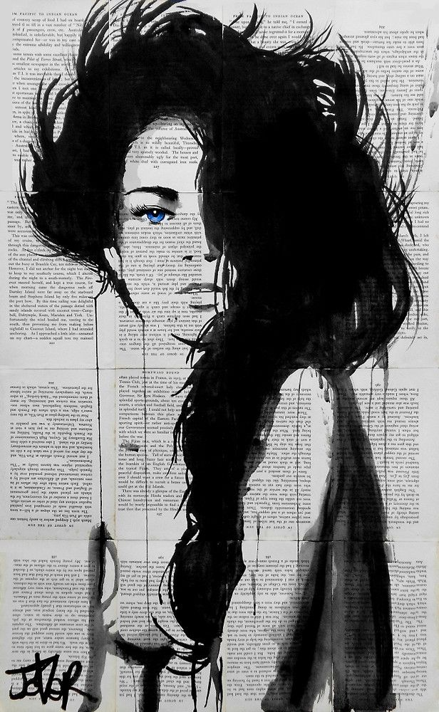 """spring tide"" by Loui Jover 