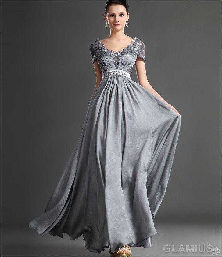 серое платье из шифона - Поиск в Google | платья | Pinterest | Searching