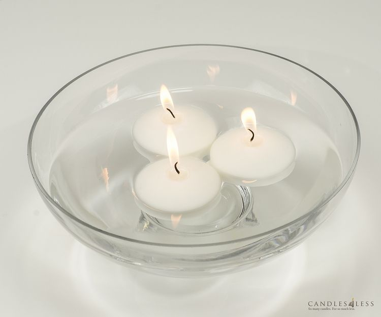 Large Bulk Floating Candles