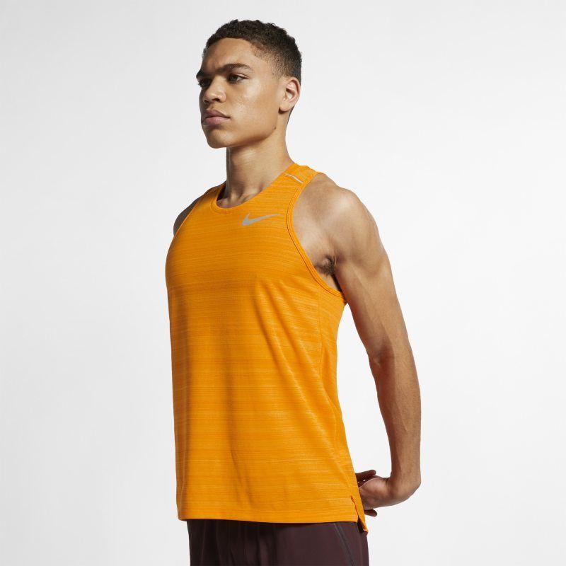 Nike Dri FIT Miler Men's Running Tank