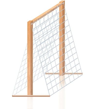 Vern Nelson: Remesh makes reliable fences, trellises, chicken runs ...