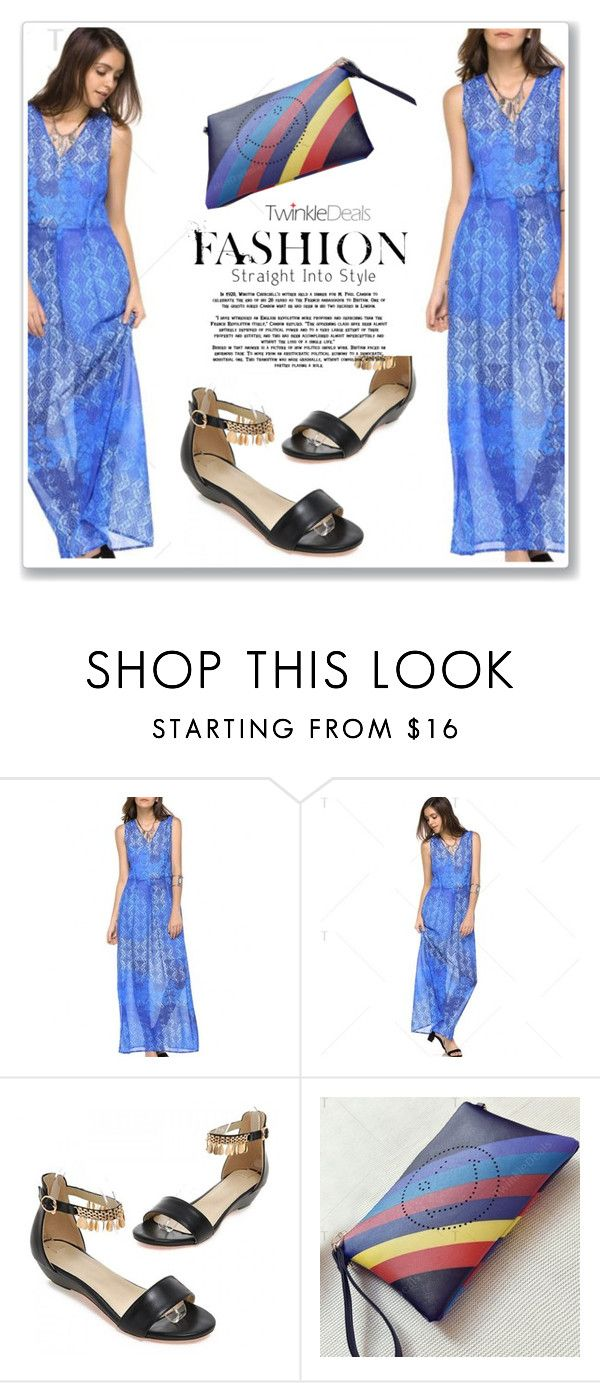"""""""TwinkleDeals"""" by selmir ❤ liked on Polyvore featuring twinkledeals"""