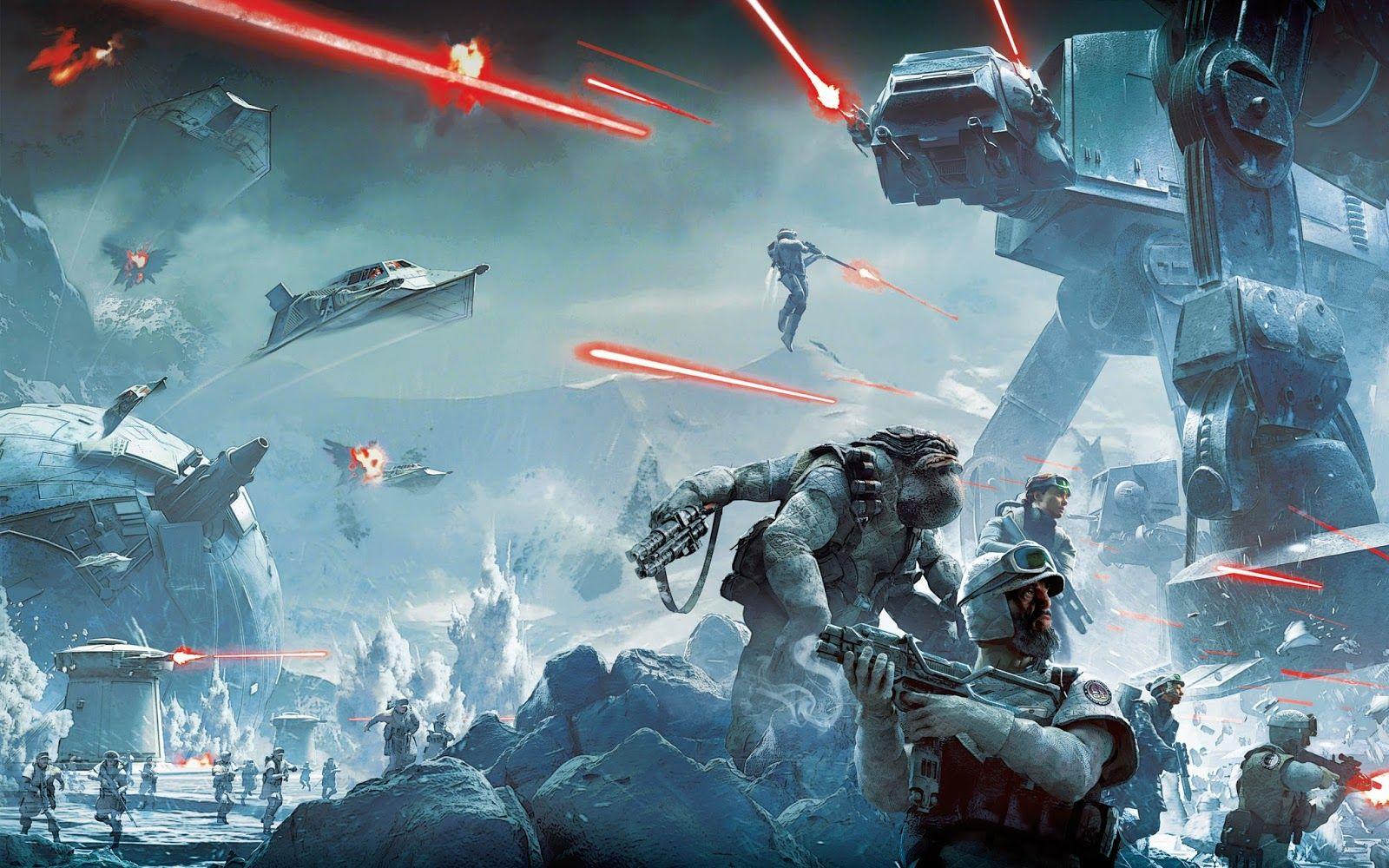 Star Wars Battlefront 3 Star Wars Wallpaper Star Wars Artwork Star Wars Galaxies