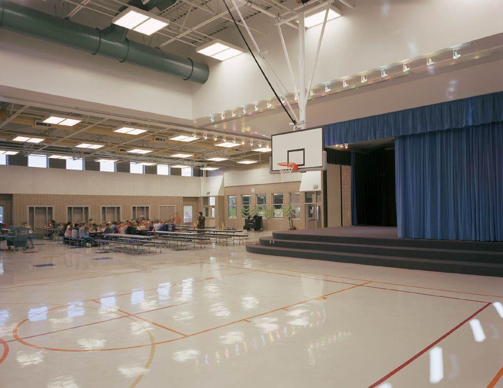 Multi purpose demonstration school commit error