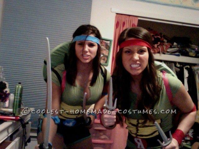 Best homemade ninja turtle costumes solutioingenieria Gallery