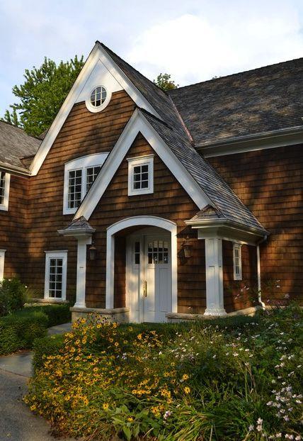 Image Result For Color Cedar For House Exterior Home