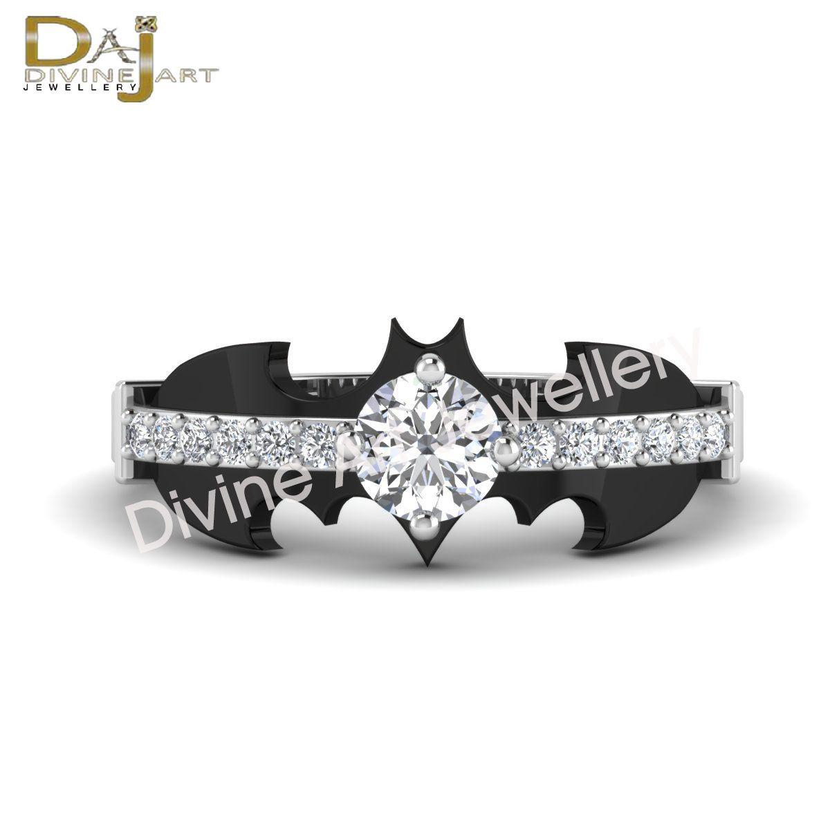 Batman Rings For Her Game12 Pinterest Batman ring