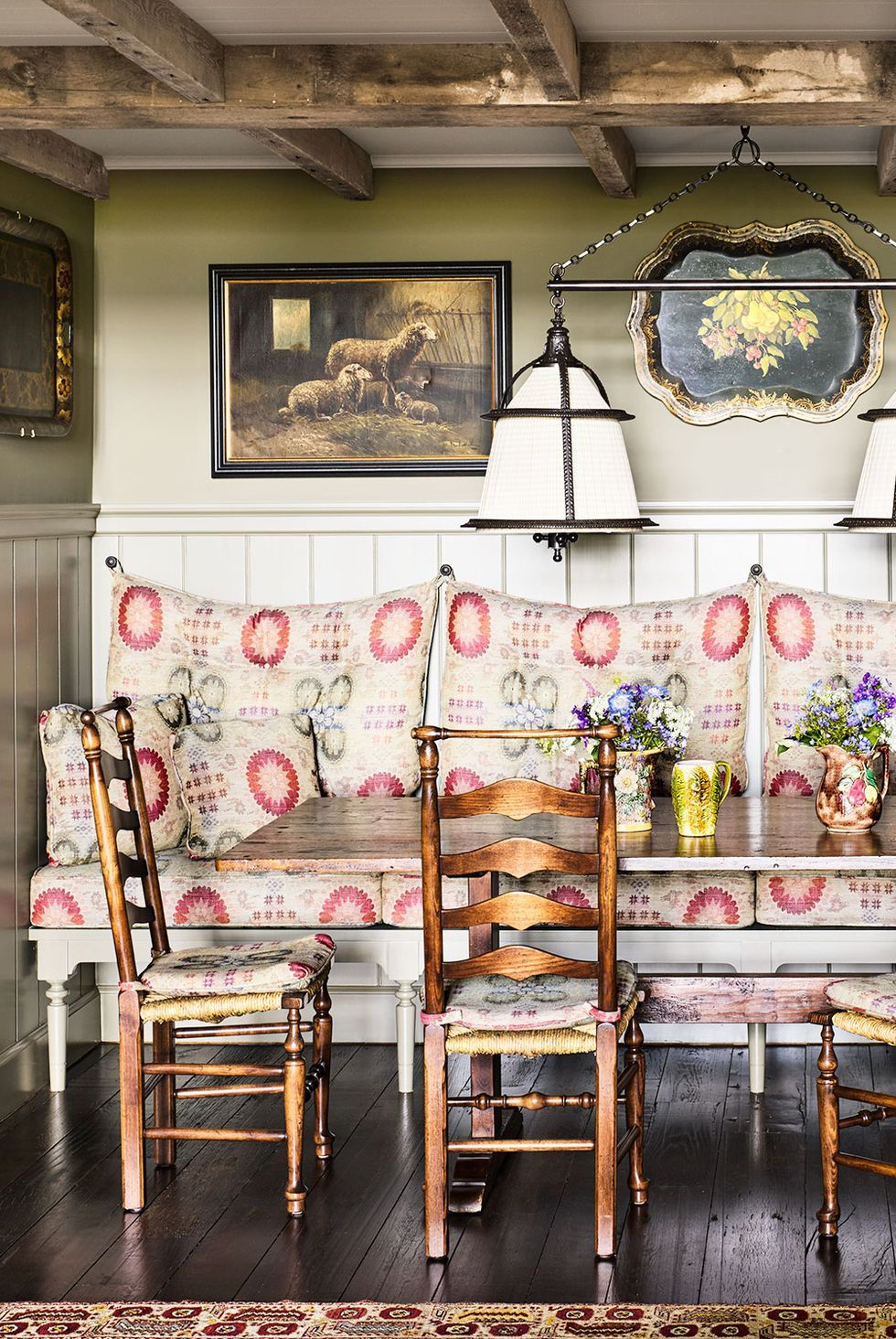 19 Stylish Rooms That Make A Strong Case For Rustic Design In 2020 French Country Kitchens Country Cottage Decor Dining Nook