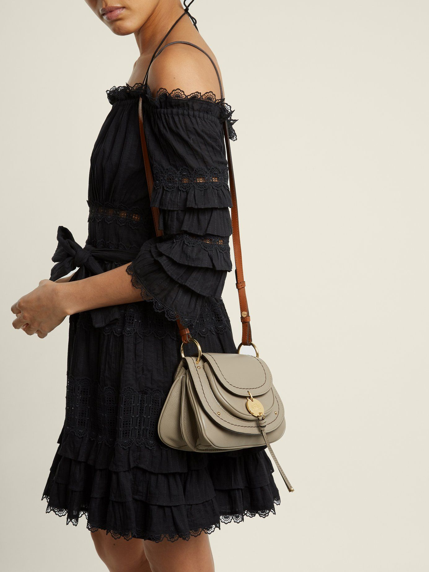 See by chloé susie mini leather crossbody bag accessories