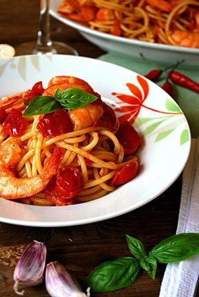 Fra Diavolo spaghetti
