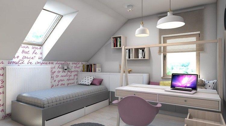 Déco chambre fille ado - découvrez nos 20 idées extrêmement modernes ...