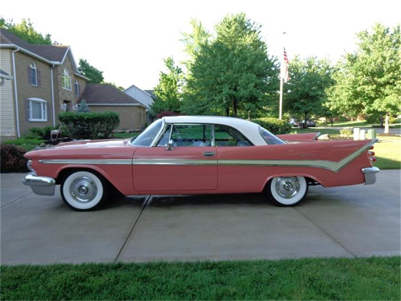 For Sale: 1959 DeSoto Firesweep in North Royalton, Ohio