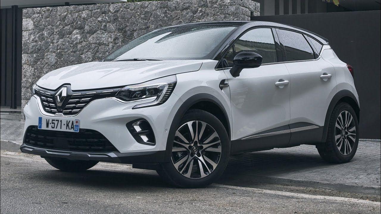 2020 Renault Captur Initiale Paris