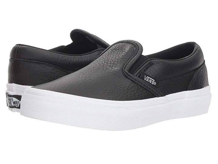 40353dd2b7404d Vans Kids Classic Slip-On (Little Kid Big Kid)