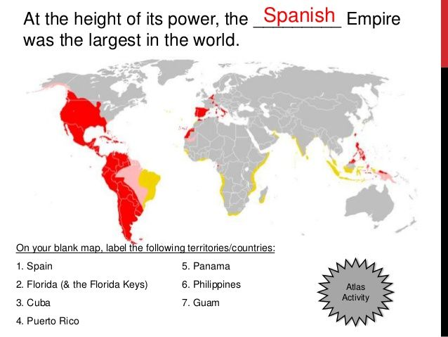 Spanish empire 1450 to 1800 and the russian empire