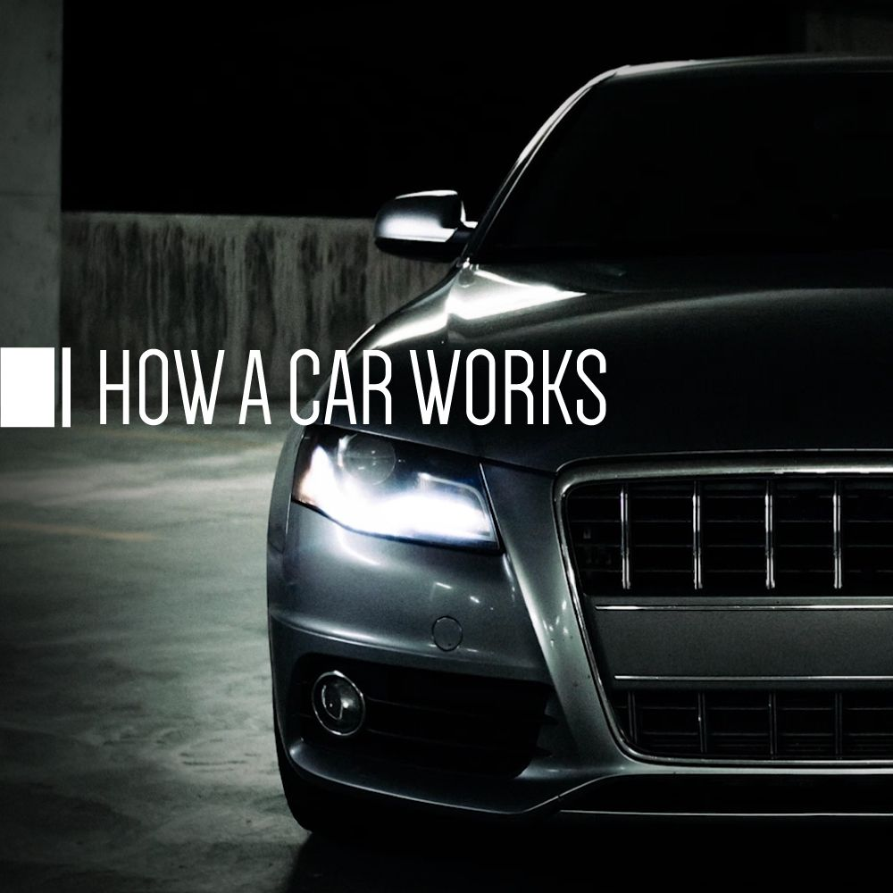 Find out how your car works. From the fuel line to steering, we demonstrate it here at Budget Direct.