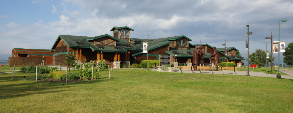 Lewis Clark Interpretive Center North Dakota Parks And Recreation And Fort Mandan North Dakota Missouri River Parks And Recreation