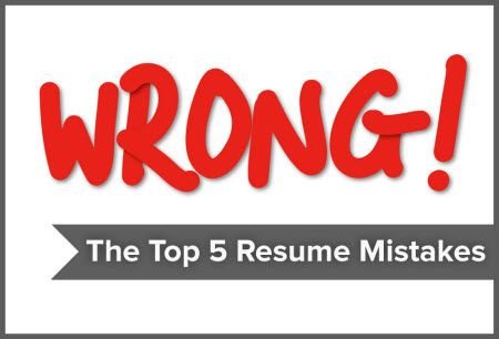 Resumemistakes That Could Cost You A Jobopportunity Are You