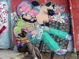 murales de Valparaiso -