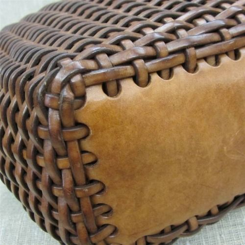 Woven leather. The Gifts Of Life