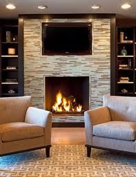 fireplaces without a chimney - Google Search