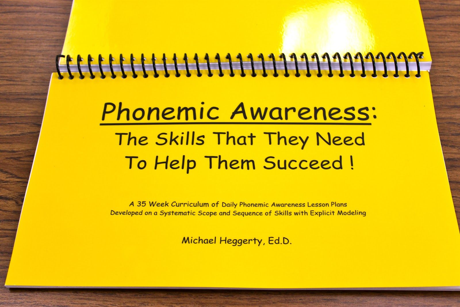 Phonemic Awareness Mini Lessons For Small Group Instruction
