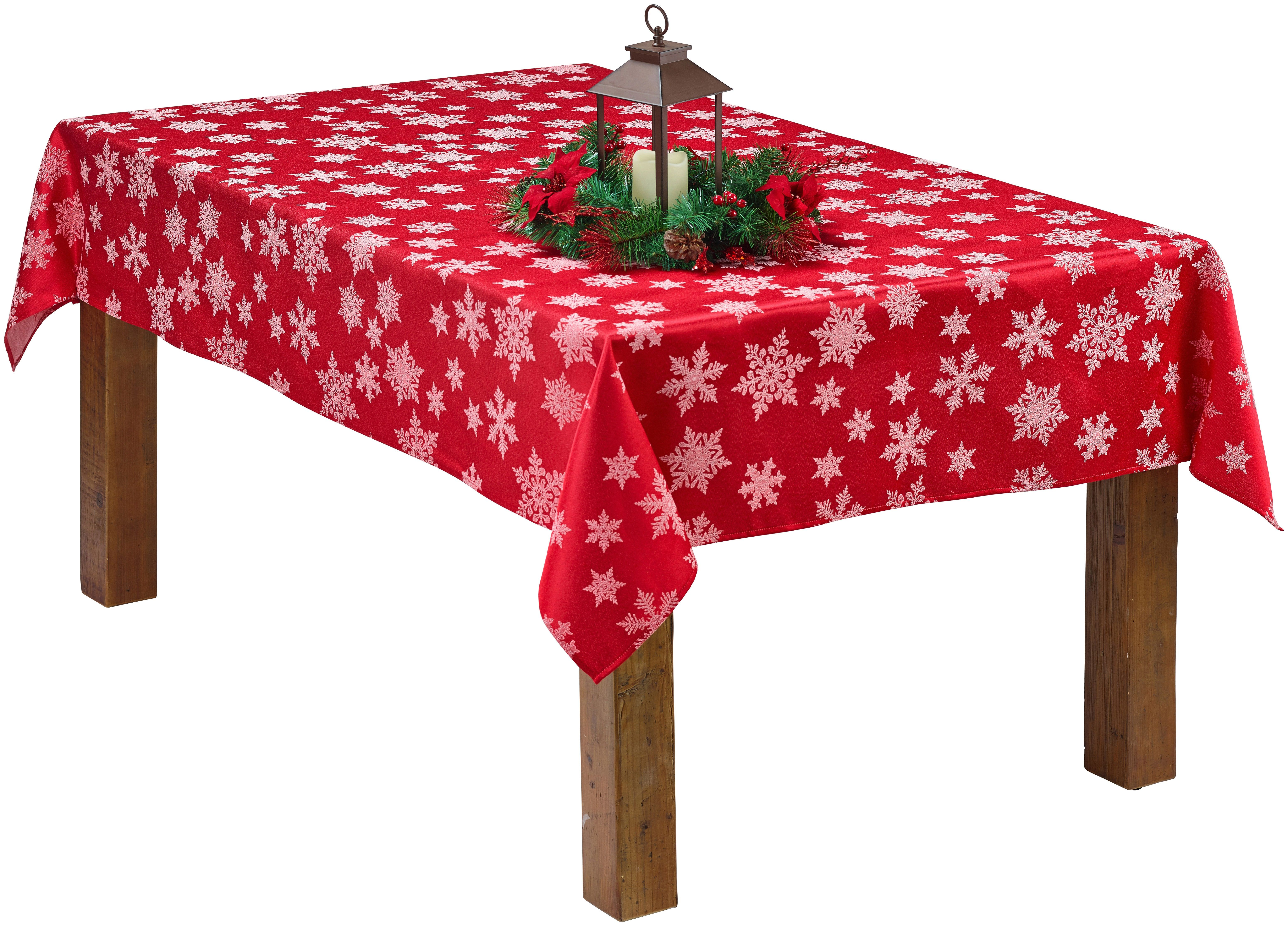 Shop our fabric tablecloth assortment at Meijer stores ...