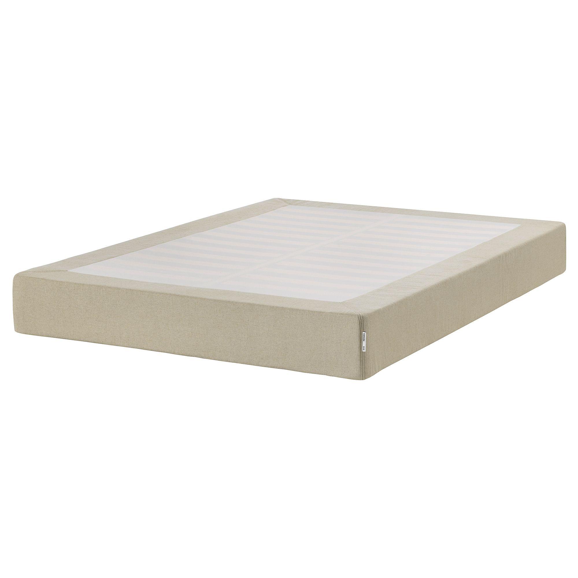 Ikea Espevar Natural Slatted Mattress Base For Bed Frame Bed