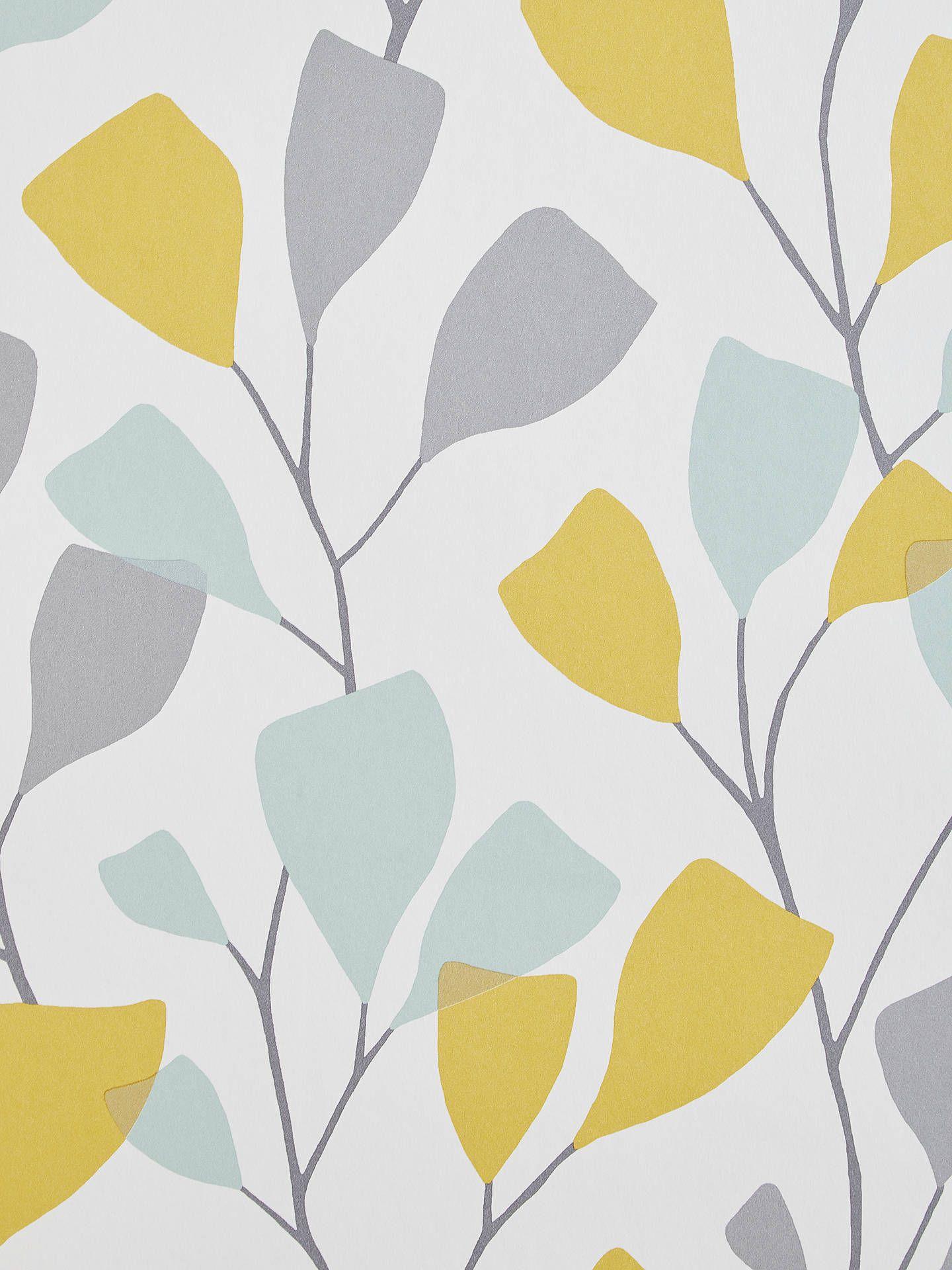 John Lewis & Partners Ines Wallpaper, Multi Wallpaper