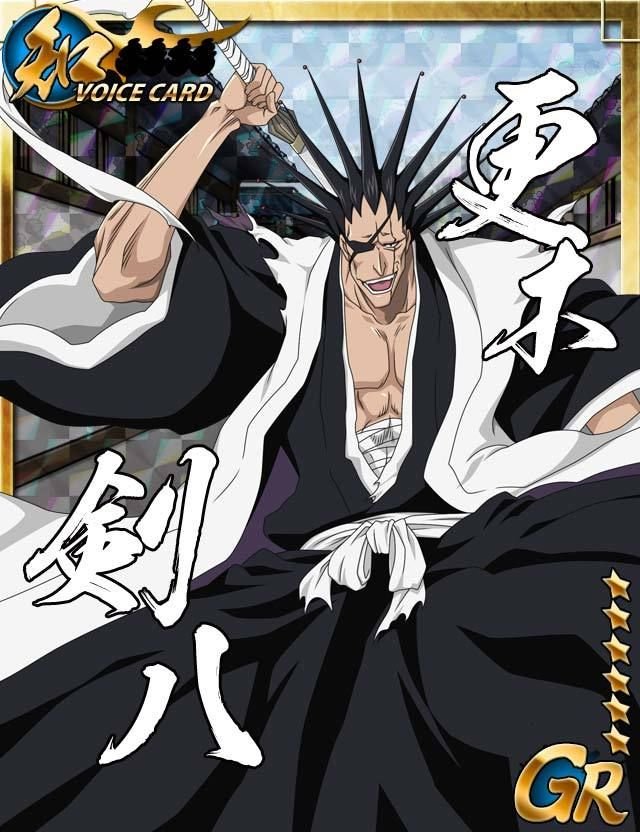 Gin vs Zaraki e Byakuya (versão anime)  Af62150e772a068b683762efea359a2b