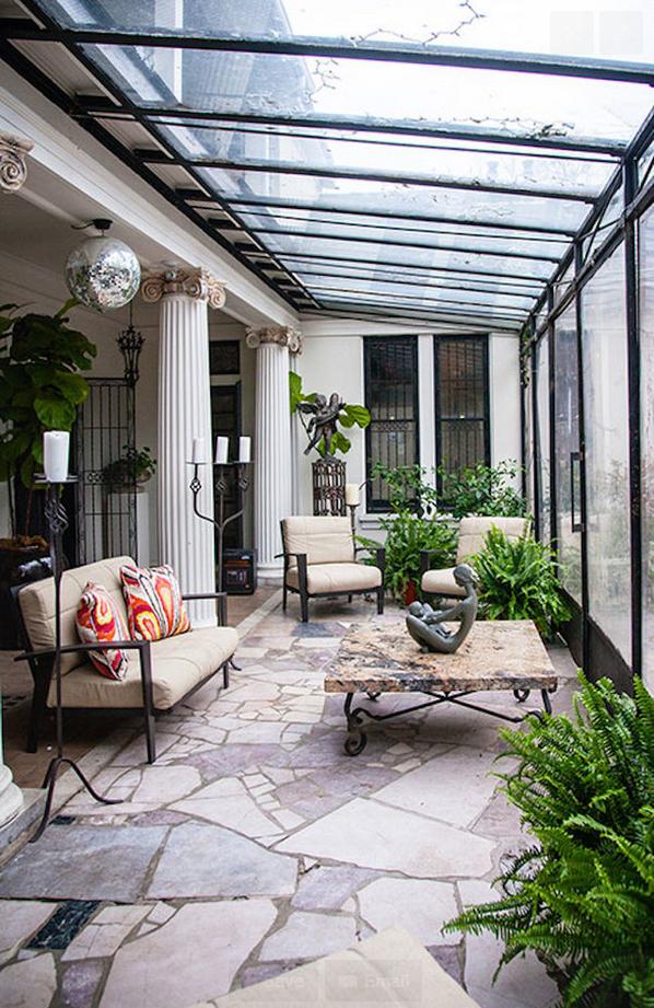 Veranda (Closed) | Patio, Backyard, Pergola plans on Closed Patio Design id=44611
