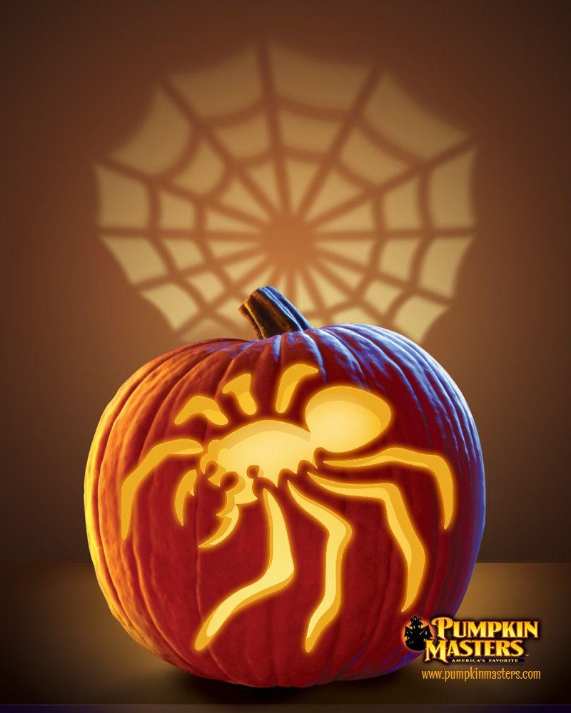 """Captive Prey"" pattern from the Pumpkin Masters Sensational Shadows Kit."
