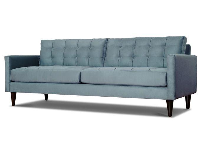 Tufted Sofa Tyler Sofa Thrive Furniture