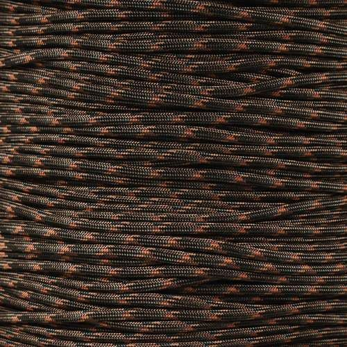 Para cords Hanks Parachute 550 Cord Type III 7-Strand Practical 50//250FT Great